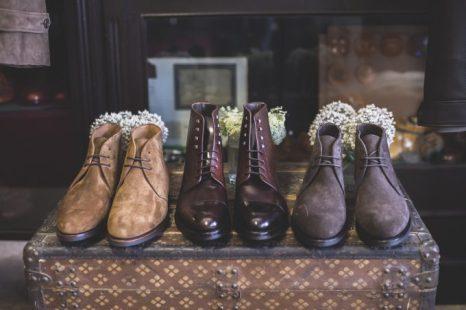 Nueva colección de botines.