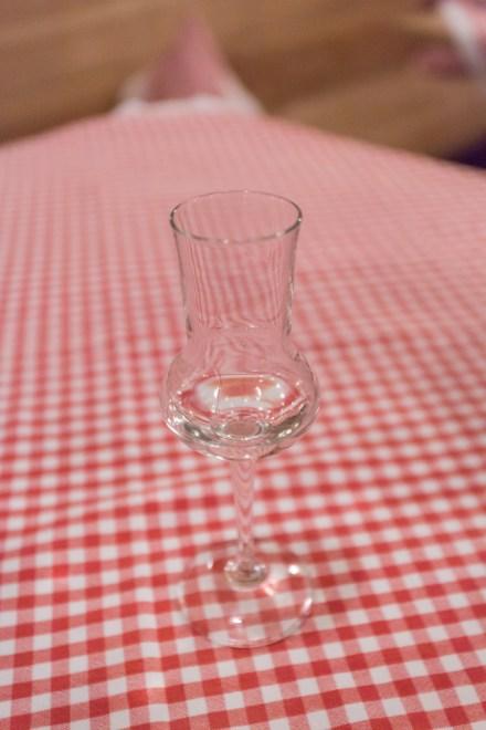 Mi licor de meloctón, un clásico en Austria.