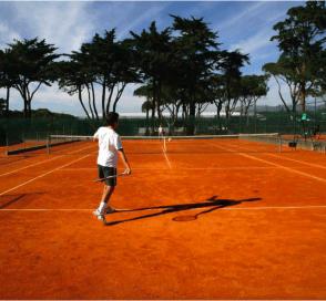 Quinta da Marinha Racket Club.