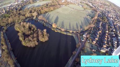 Lydney Boating Lake