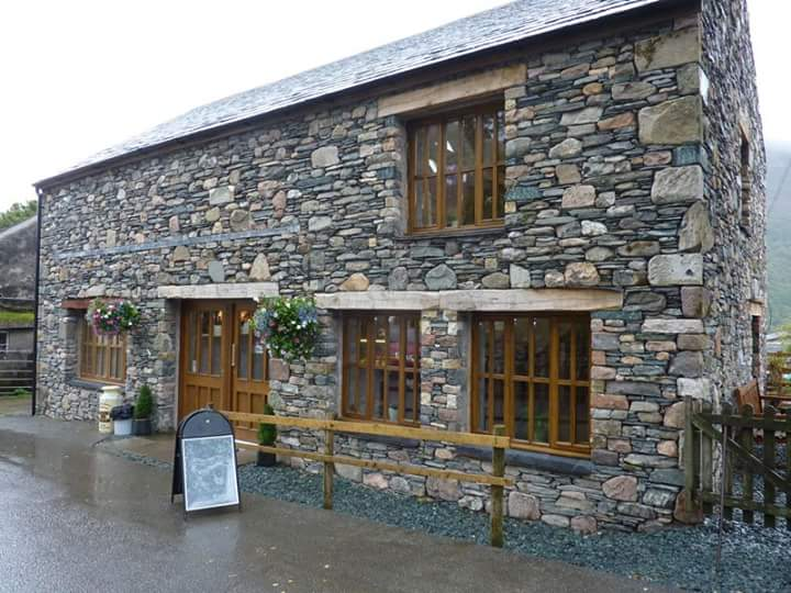 Syke Farm Tea Room