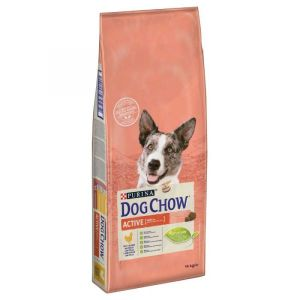 DOG CHOW Active Frango 14kg