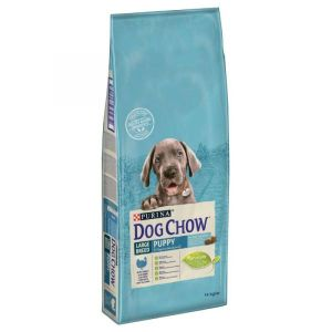 DOG CHOW Puppy Large Peru 14kg