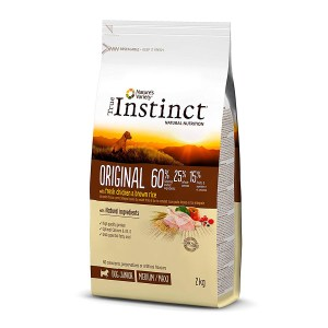 Inst Dog Original Mini Lamb 2kg