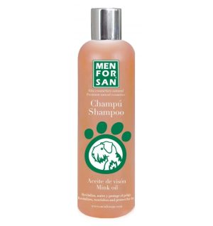 Shampoo com Óleo de Vison – Men For San