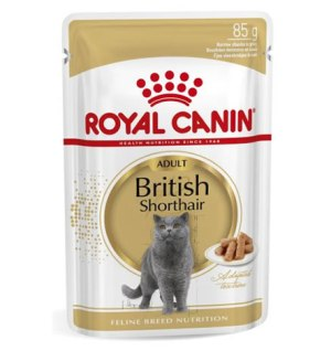 Royal Canin Feline British Shorthair 85Gr