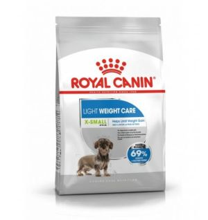 Royal Canin Dog X-Small Light Weight Care 1.5Kg