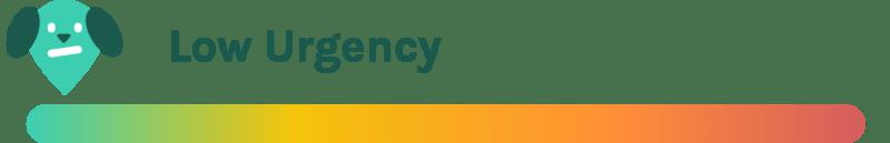 Urgency level: Low priority
