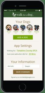 walk-for-a-dog-app