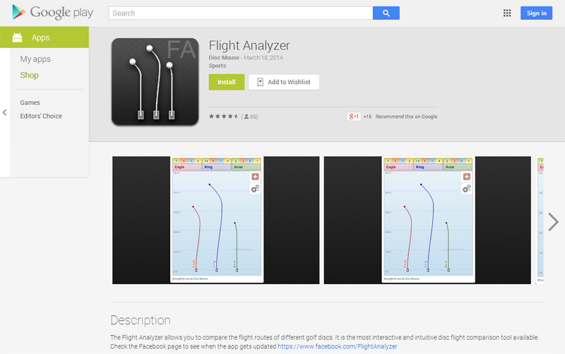 Flight Analyzer