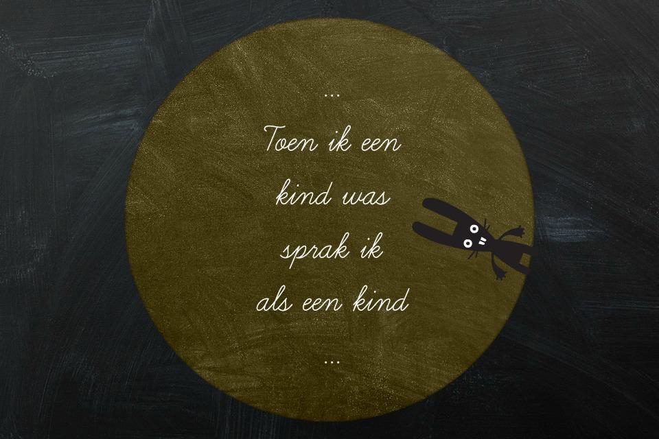 Opvoeding en traditie, overdenking door Klaas Hendrikse