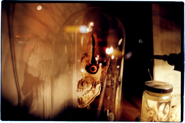 bell jar. on houston st. new york