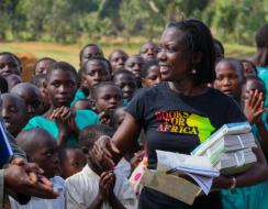 Books For Africa (Based in the USA)