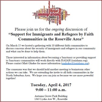 Immigration meeting Apr 4 Past event picture