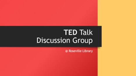 Ted Talk Discussion Group 2