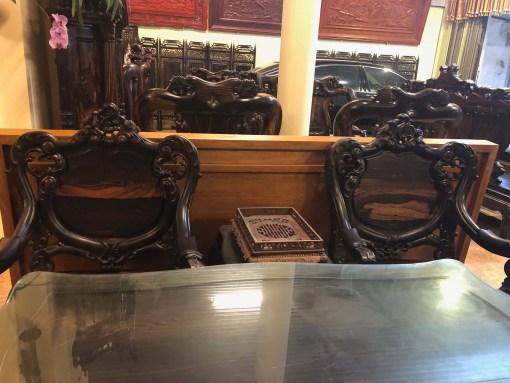 bàn ghế louis (5)