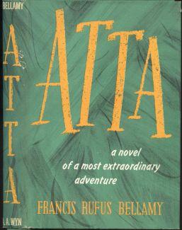 Atta-hardcover