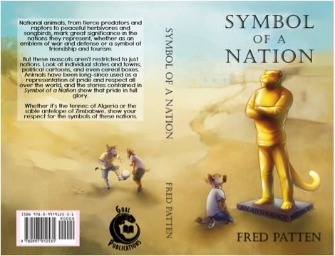 Symbol Of A Nation Edited By Fred Patten To Launch At Anthrocon