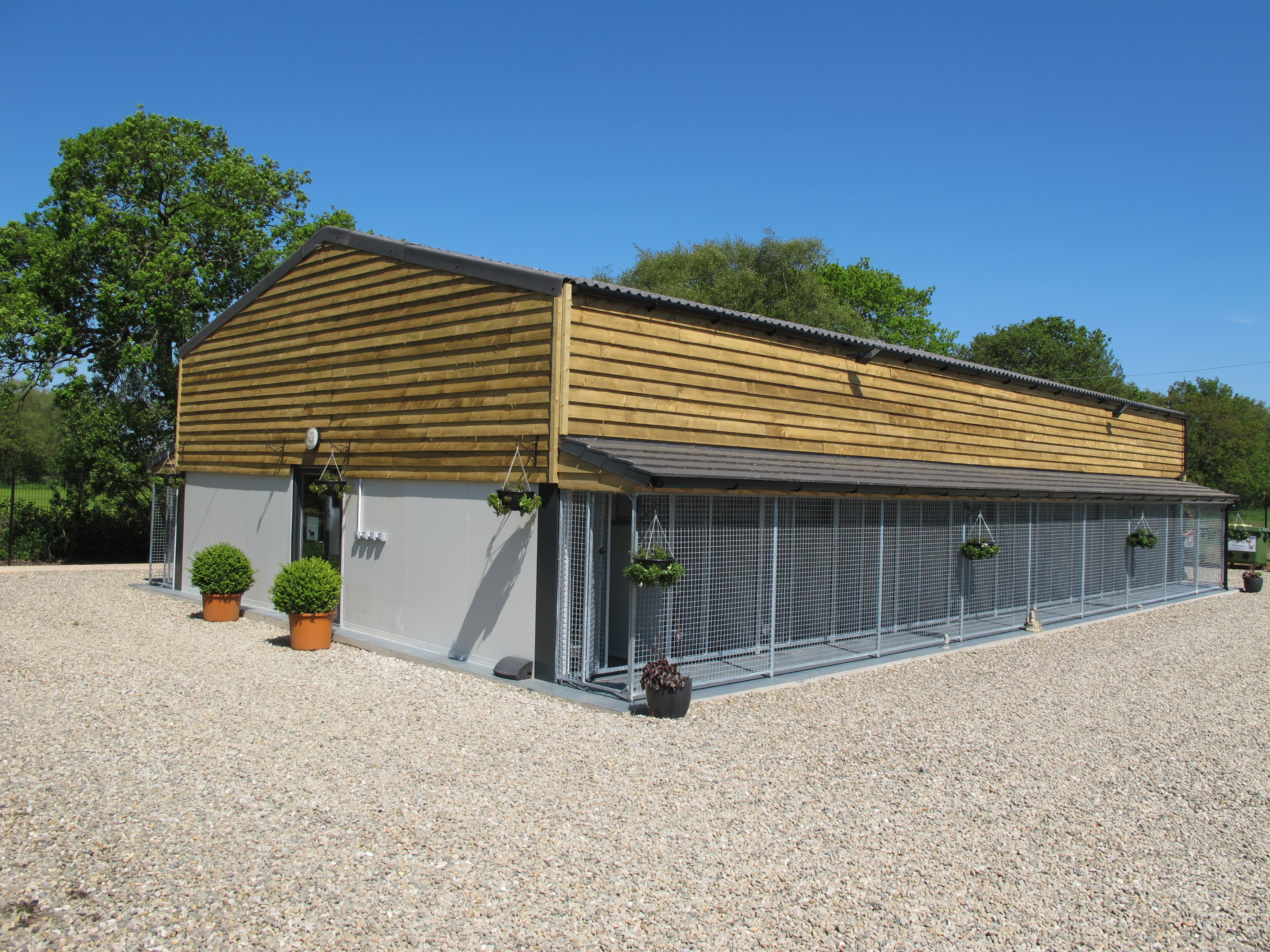 The Challenges Of Building Dog Kennels