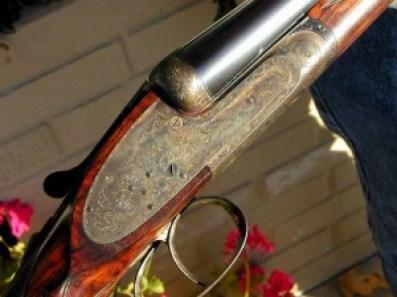 12g Guyot, Paris, sidelock shotgun