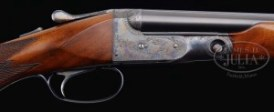 Parker GHE 28 gauge side by side shotgun