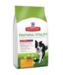 HILL Science Plan Canine Youthful Vitality Medium Breed Chicken