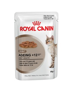 ROYAL CANIN Ageing +12 12x85g