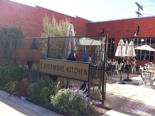 Sycamore Kitchen Hollywood Los Angeles