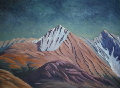 Fisher Peak 2