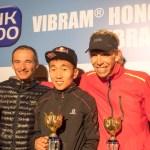 2015-HK100 Men podium