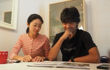 Hiroki Ishikawa pre UTMB2015