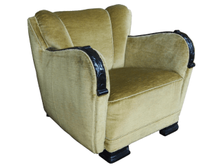 Danish Art Deco Armchair