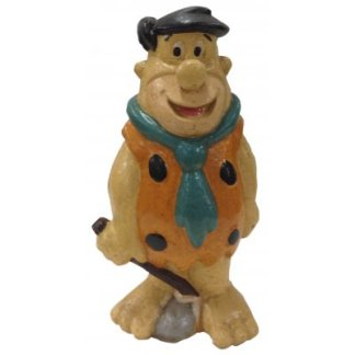 Cast Iron Fred Flintstone Bank