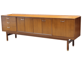 G Plan Afrormosia Sideboard