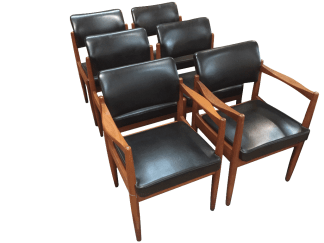 Chiswell Teak Dining Chairs