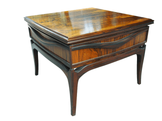 Rosando Rosewood Lamp Table