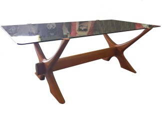 Illum Wikkelso Style Coffee Table