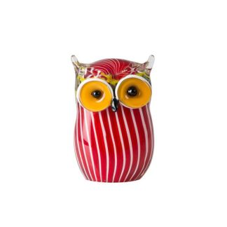 Art Glass Ninox Owl