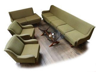 Rosando 4 piece Lounge Suite