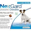 Nexgard Chewables and dog