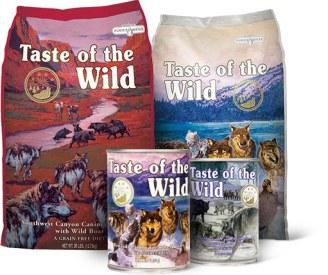 Image result for taste of the wild dog food