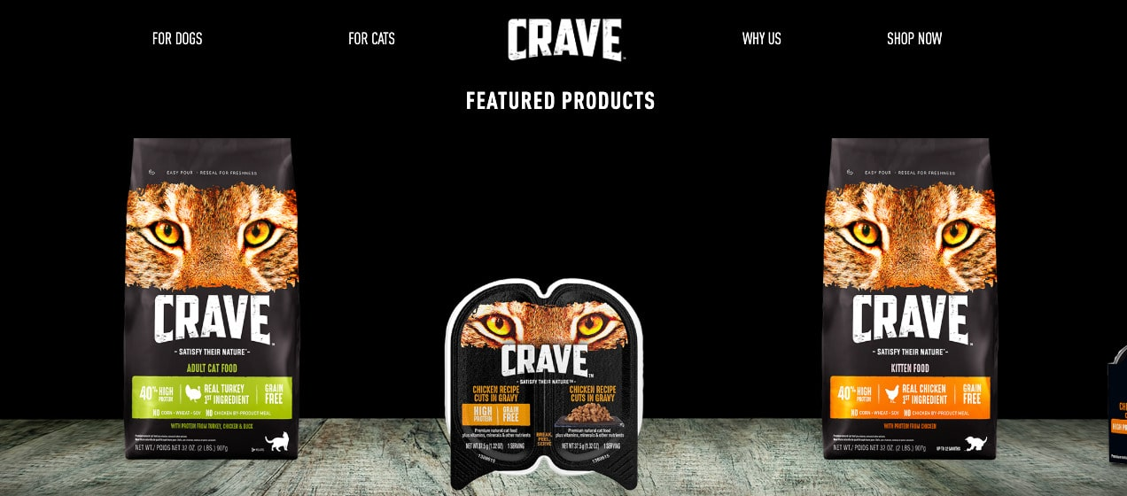 Crave Dog Food Review 1