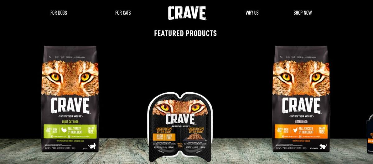 Crave Dog Food Review 2