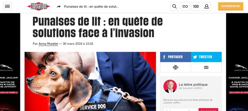 Libération parle de Columbo