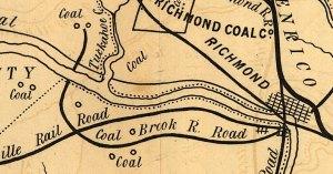 1856 Chesterfield Railroad