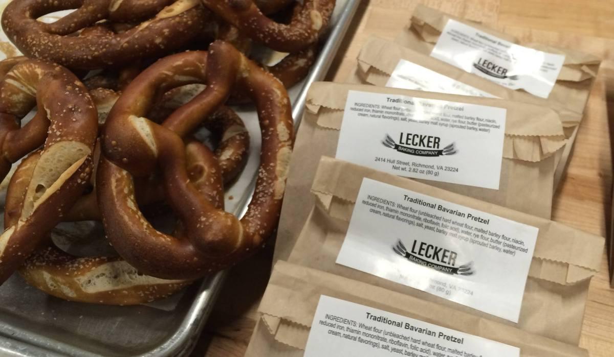 "Meet Lecker Baking Company: ""Lecker"" - It's German for Yum!"