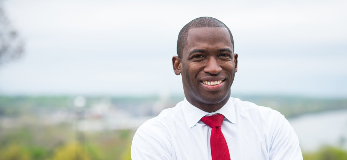 Meet Levar Stoney: A Mayoral Contender