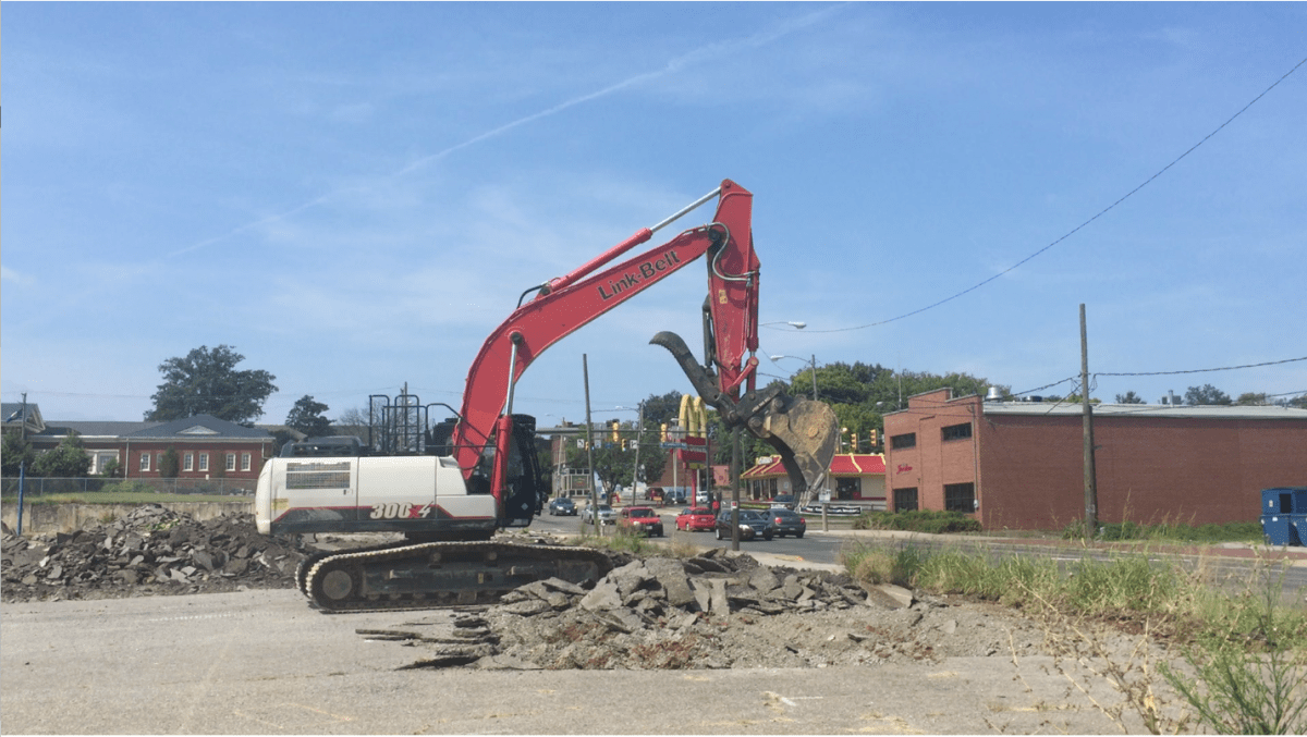 Construction Begins for Ronald McDonald's New Hull St Home?