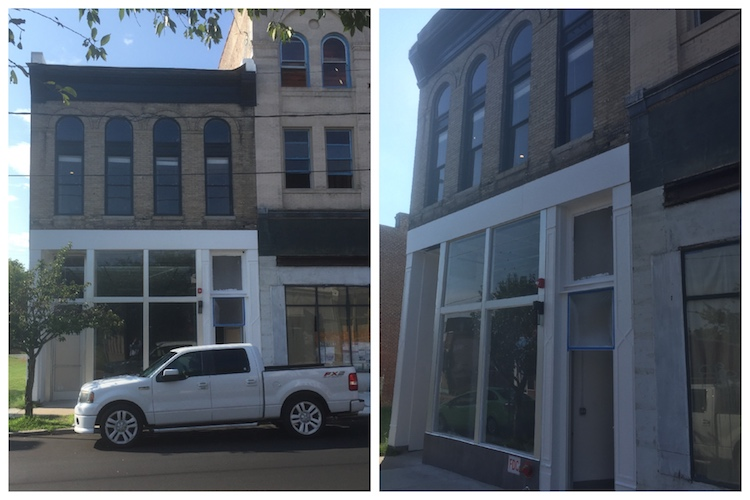 1213 Hull Street Renovation Nearly Complete