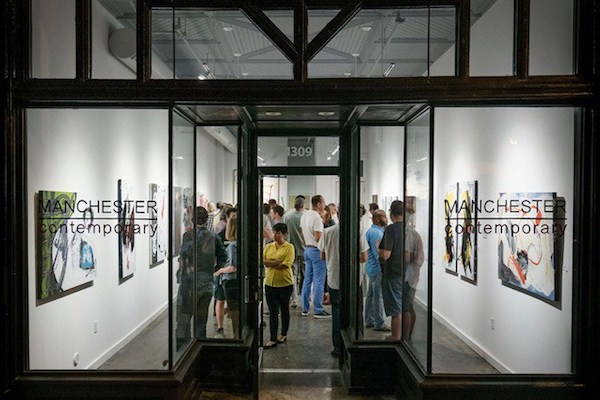 Manchester Contemporary Opens on Hull Street!